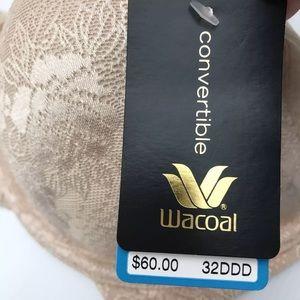 Wacoal Intimates & Sleepwear - New Wacoal Clear And Classic Contour 32DDD Convert